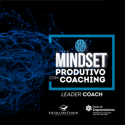 Mindset Produtivo com Coaching – Leader Coach