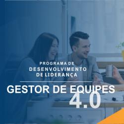 PDL – Gestor de Equipes 4.0